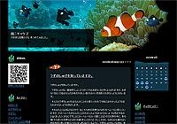 カクレクマノミ/ケラマの海:詳細ページ